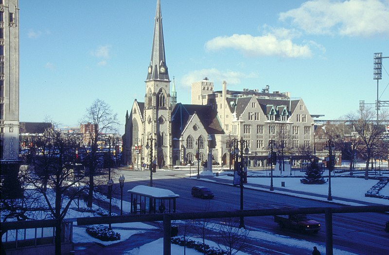 File:Church Near Comerica Park on Woodward Avenue.jpg