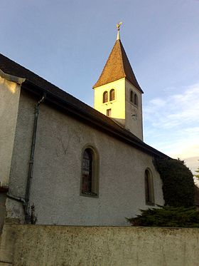 Px Church Of Saint Saphorin Sur Morges