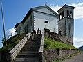 Church of San Volfango, Cras, municipality Drenchia, Friuli-Giulia Venezia, Italy.jpg