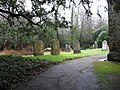 Churchyard at St Mary, Fittleworth (7) - geograph.org.uk - 1778398.jpg