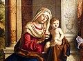 Cima da conegliano, madonna col bambino tra i ss. michele e andrea, 1498-1500, 03.jpg