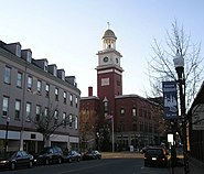 City Hall Biddeford, ME 2005