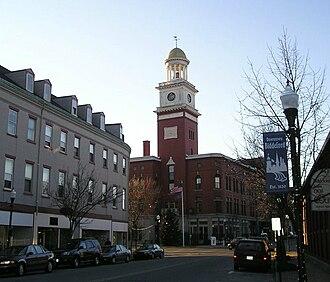 Biddeford, Maine - City Hall