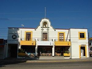 Santa Cruz Xoxocotlán - Municipal Palace
