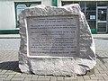 Civil Rights Commemoration, Coalisland - geograph.org.uk - 1413288.jpg