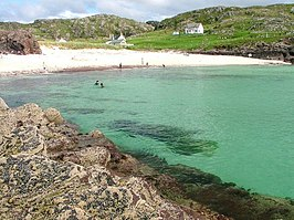 Clachtoll Bay