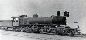 2-6-6-2 - SAR Class ME