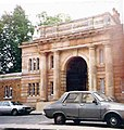 Classic entrance arch to Brompton Cemetery - geograph.org.uk - 262403.jpg