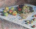 Claude Monet - Apples and Grapes - 1933.1152 - Art Institute of Chicago.jpg