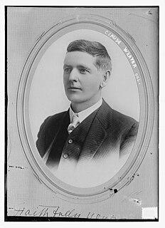 Claude Weaver American politician and judge