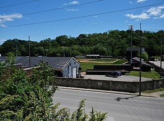 Hannibal Hoots - Clemens Field, Home of the Hannibal Hoots