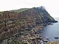 Cliffs towards Gob na Hoe - geograph.org.uk - 1916410.jpg