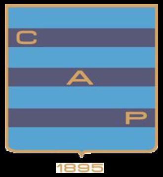 Club Atlético Porteño - Image: Club porteno logo
