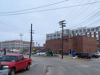 Central Maine Medical Center Hospital in Maine, United States