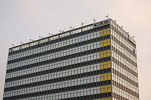 Co-operative Insurance building, Manchester, w...