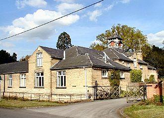 Lockington, Leicestershire - Coach house at Lockington Hall