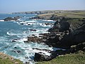 Coast near West Pentire. - panoramio.jpg