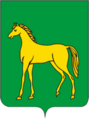 Coat of Arms of Bronnitsy (Moscow oblast) (2005).png
