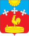 Coat of Arms of Bukarevskoe.png