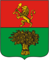 Coat of Arms of Kansk (Krasnoyarsk krai) (1855).png