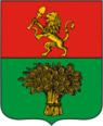 Coat of Arms of Kansk (Krasnoyarsk krai) (1855).png