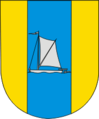 Coat of Arms of Stoŭbcy, Belarus.png