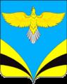 Coat of arms of Bezenchugsky district (Samara oblast).png