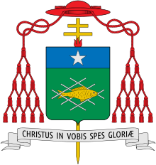 Coat of arms of Eduardo Francisco Pironio.svg