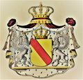 Coat of arms of Grand Duchy of Baden 1846.png