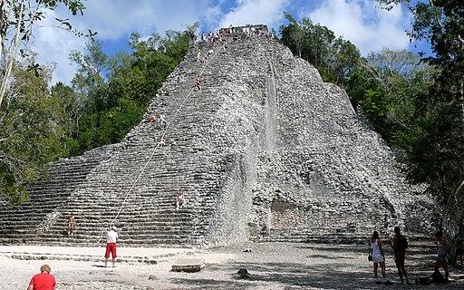 best tulum tours Coba Nohoch Mul mexico ruins