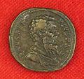 Collezione numismatica di lorenzo il magnifico, Settimio Severo, denario, divus pertinace.JPG