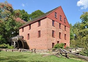 Colvin Run Mill - Colvin Run Mill