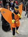 Comikaze Expo 2011 - Monarch's henchman (6325380988).jpg