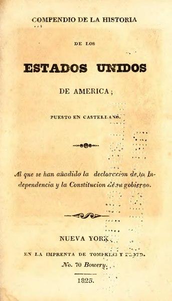 File:Compendio de la historia de los Estados Unidos de América.djvu