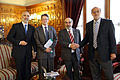 Con representantes de la FAO (6954189034).jpg