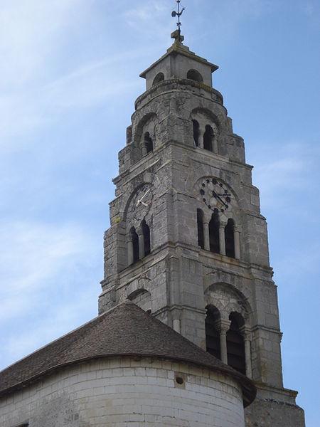 Condé-sur-Marne, le clocher