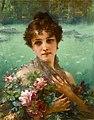 Conrad Kiesel - The wild roses.jpg