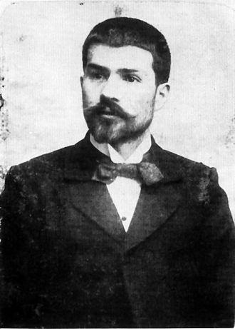 Constantin Brâncuși - Brâncuși c. 1905