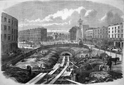 Construction of the Metropolitan Railway