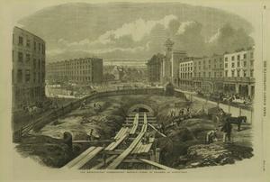 Construction of the Metropolitan Railway, the ...