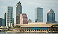 Convention Center from Davis Island, Tampa Florida.jpg