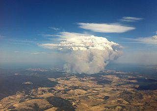 2013 Tasmanian bushfires