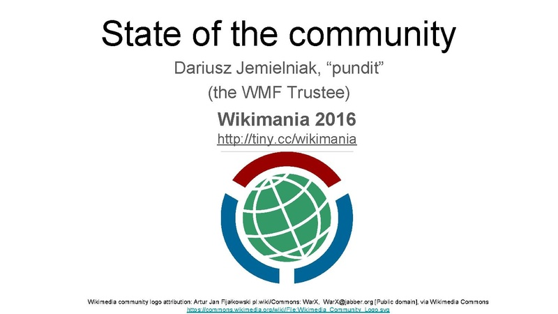 Файл:Copy of Wikimania 2016 - state of the community.pdf