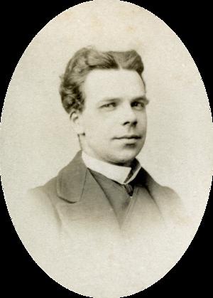 Benoît-Constant Coquelin - Coquelin l'aîné circa 1880.