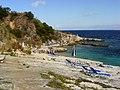 Corfu September 2009 - Kassiopi, Bataria Beach - panoramio - maczopikczu (1).jpg