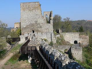 castle in Czechia
