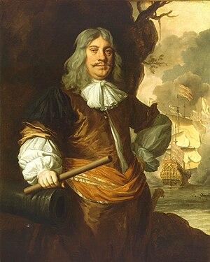 Maarten Tromp - Image: Cornelis Tromp