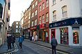 Corner of Peter Street and Berwick Street, Soho, London.jpg