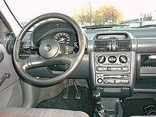 Opel korsa 1995