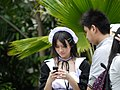Cosplayer of Misaki Ayuzawa, Maid Sama! 20110403b.jpg